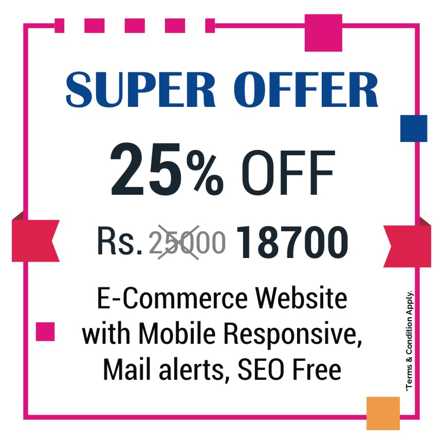E-Commerce Website Development in Rajasthan
